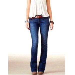 AMERICAN EAGLE Slim Boot Cut Blue Jeans